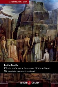 Copertina di 'L'Italia tra le arti e le scienze di Mario Sironi'