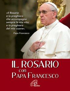 Copertina di 'Il rosario elettronico con Papa Francesco'
