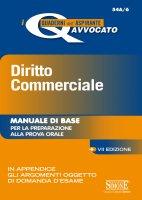 I Quaderni dell'aspirante Avvocato - Diritto Commerciale - Redazioni Edizioni Simone