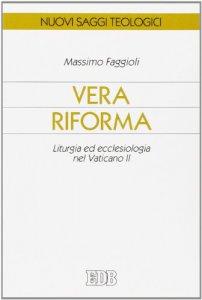 Copertina di 'Vera riforma'