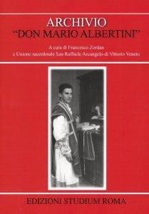 Copertina di 'Archivio don Marino Albertini'