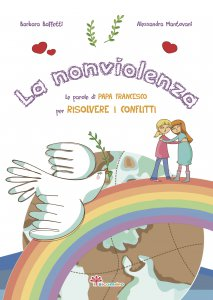 Copertina di 'La nonviolenza'