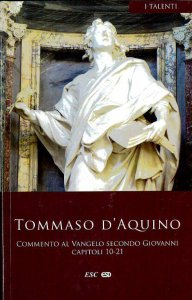 Copertina di 'Commento al Vangelo di san Giovanni. Capitoli 10-21'