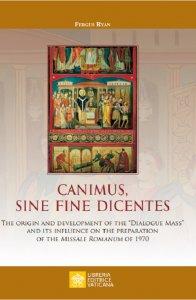 Copertina di 'Canimus, Sine Fine Dicentes'