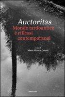 Auctoritas - Cerutti Maria Vittoria