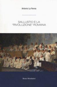 Copertina di 'Sallustio e la rivoluzione romana'
