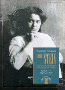 Copertina di 'Edith Stein. La grande figlia di Israele, della Chiesa, del Carmelo'