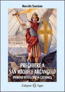 Copertina di 'Preghiere a san Michele Arcangelo'