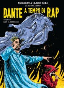 Copertina di 'Dante a tempo di rap'