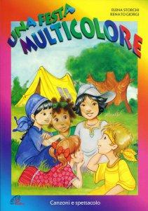 Copertina di 'Una festa multicolore'