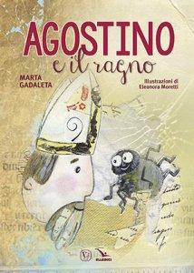 Copertina di 'Agostino e il ragno'