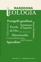Rassegna di Teologia n. 2/2016