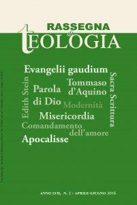 Copertina di 'Rassegna di Teologia n. 2/2016'