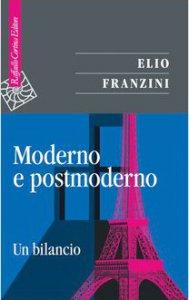 Copertina di 'Moderno e postmoderno'