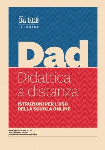 Copertina di 'DAD. Didattica a distanza - Istruzioni per l'uso della scuola online'