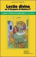 «Lectio divina» su il Vangelo di Matteo - Gargano Innocenzo