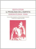 Il problema dell'empatia - Stein Edith