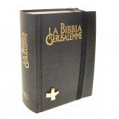 """La Bibbia di Gerusalemme (edizione """"del pellegrino"""" con elastico)"""