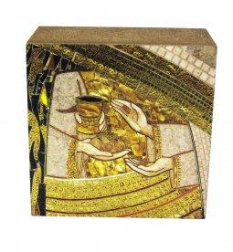 Copertina di 'Quadro stampa cm 5x5 - Pane e vino di Padre Rupnik'