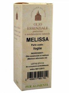 Copertina di 'Olio essenziale melissa 12 ml.'