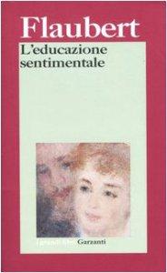 Copertina di 'L' educazione sentimentale'