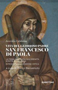 Copertina di 'Vita del glorioso padre san Francesco di Paola'