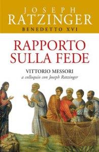 Copertina di 'Rapporto sulla fede'