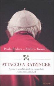 Copertina di 'Attacco a Ratzinger'