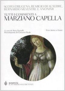 Copertina di 'Tutti i commenti a Marziano Capella. Testo latino a fronte'