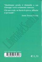 Immagine di 'In onore di san Giuseppe. Novena, Sacro Manto, Dolori e Gioie'