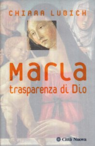 Copertina di 'Maria. Trasparenza di Dio'