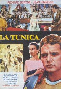 Copertina di 'La tunica'