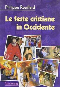 Copertina di 'Le feste cristiane in Occidente'