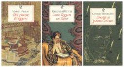 Copertina di 'Consigli ai giovani scrittori-Del piacere di leggere-Come leggere un libro'