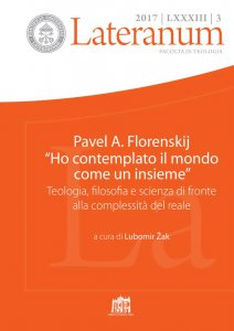 Copertina di 'Mathematics as the Key to a holistic World View: the Case of Pavel Florensky'