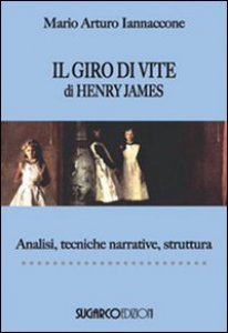 Copertina di 'Il giro di vite di Henry James'