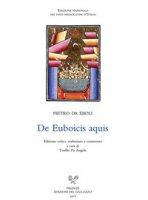 De Euboicis aquis - Pietro da Eboli