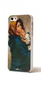 "Copertina di 'Cover Iphone 5 ""Ferruzzi, Madonna del riposo""'"