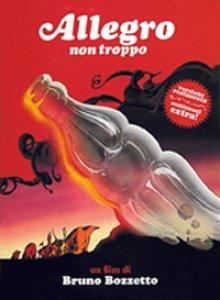 Copertina di 'Allegro non troppo'