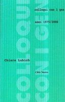 Colloqui con i Gen (1975-'00) - Lubich Chiara