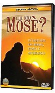 Copertina di 'Chi era Mosè? Un'inchiesta tra Bibbia, storia e archeologia'
