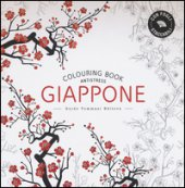 Giappone. Colouring book antistress. Ediz. illustrata