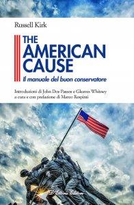 Copertina di 'The american cause'