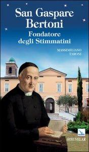 Copertina di 'San Gaspare Bertoni'