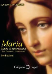 Copertina di 'Maria madre di misericordia'