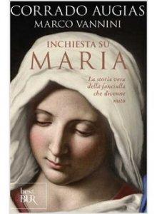 Copertina di 'Inchiesta su Maria'
