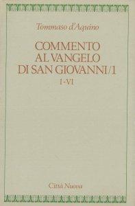 Copertina di 'Commento al Vangelo di san Giovanni [vol_5.1] / Capp. I-VI'