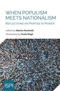 Copertina di 'When populism meets nationalism. Reflections on parties in power'