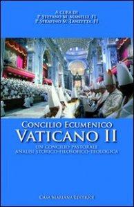 Copertina di 'Concilio ecumenico Vaticano II'