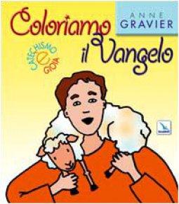 Copertina di 'Coloriamo il Vangelo'